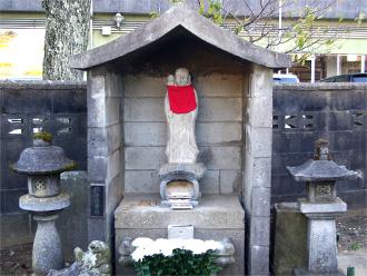 地蔵菩薩墓